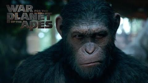 War for the Planet of the Apes Now On Digital, Blu-ray & DVD 20th Century FOX