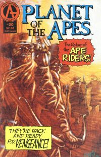 Planet of the Apes (Volume 1) 20