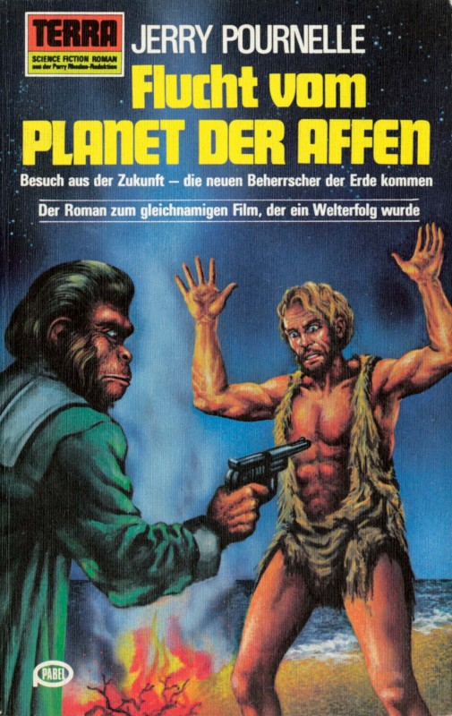 Escape from the Planet of the Apes (Novelization)