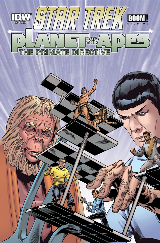 The Primate Directive Issue 5