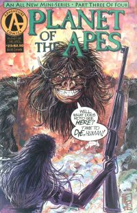 Planet of the Apes (Volume 1) 23