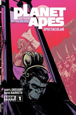Planet of the Apes Spectacular 1 (BOOM! Studios)