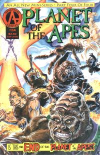 Planet of the Apes (Volume 1) 24