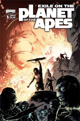 Exile on the Planet of the Apes 1