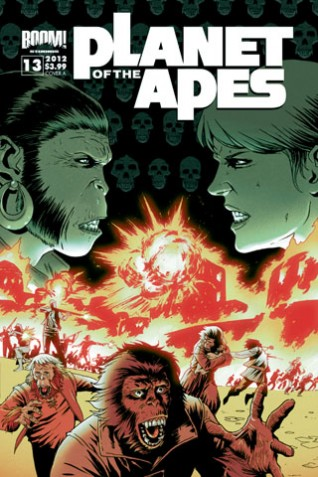 Planet of the Apes (BOOM! Studios) 13