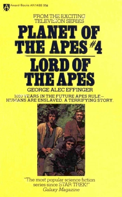 Lord Of The Apes