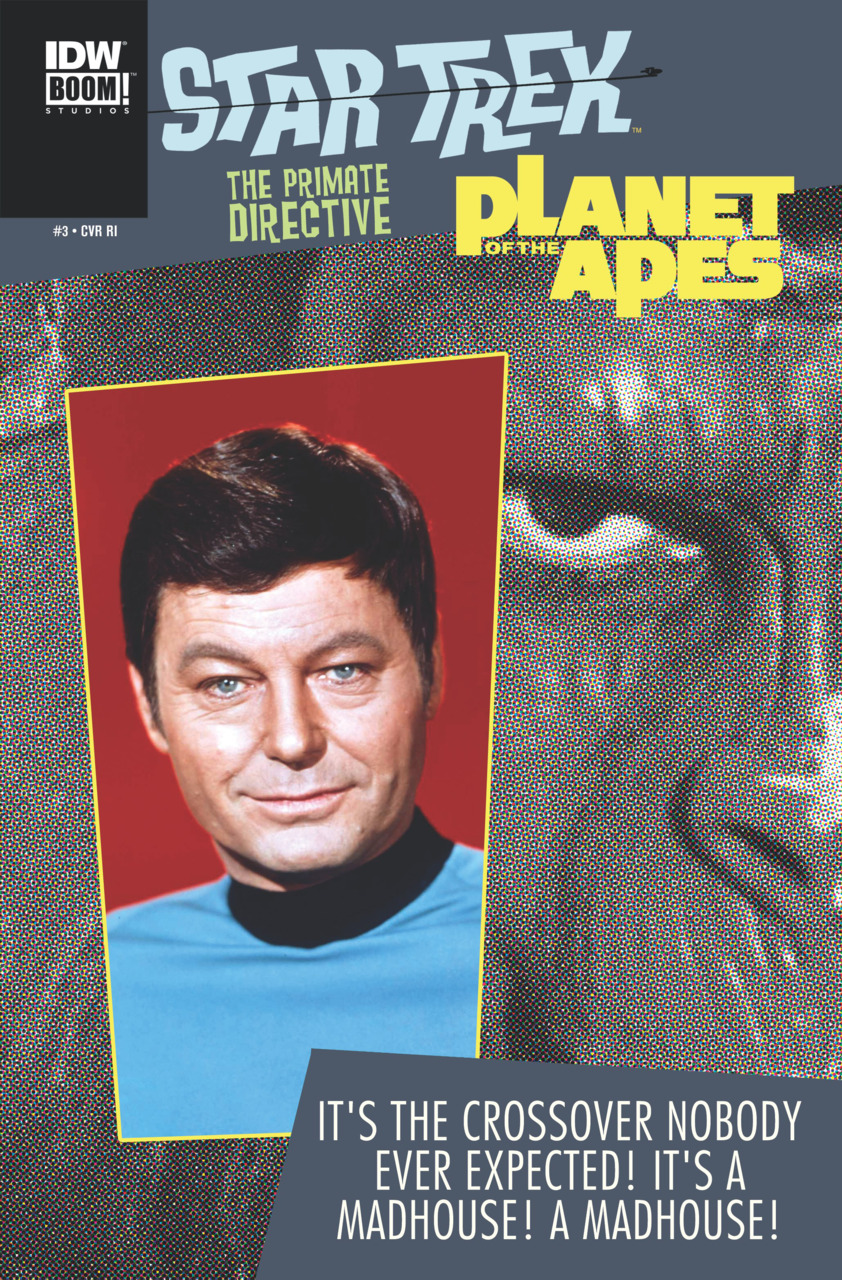 The Primate Directive Issue 3