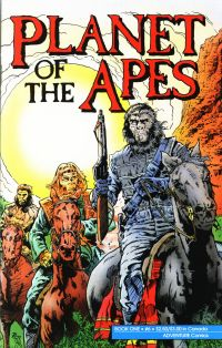 Planet of the Apes (Volume 1) 6