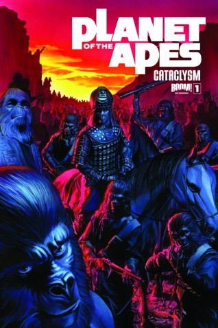 Planet of the Apes Cataclysm 1