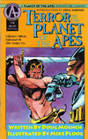 Malibu Graphics' re-issue of 'Terror on the Planet of the Apes, issue 4 (1991)