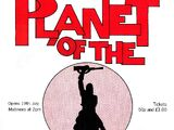 Planet of the Apes UK Stage Show