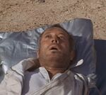 Maddox's death in 'Beneath the Planet of the Apes'