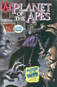 Planet of the Apes (Volume 1) 19