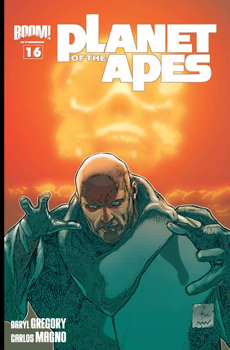 Planet of the Apes (BOOM! Studios) 16
