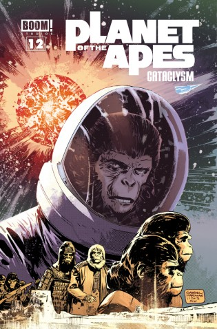 Planet of the Apes Cataclysm 12