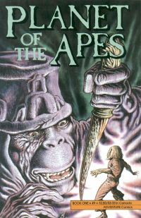 Planet of the Apes (Volume 1) 9