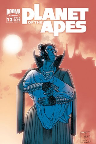 Planet of the Apes (BOOM! Studios) 12