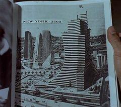 New York in 2503