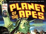Planet of the Apes Magazine 7