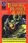 Malibu Graphics' re-issue of 'Terror on the Planet of the Apes, issue 1 (1991)