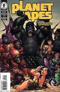 Planet of the Apes The Human War 2
