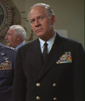 Navy Chief of Staff