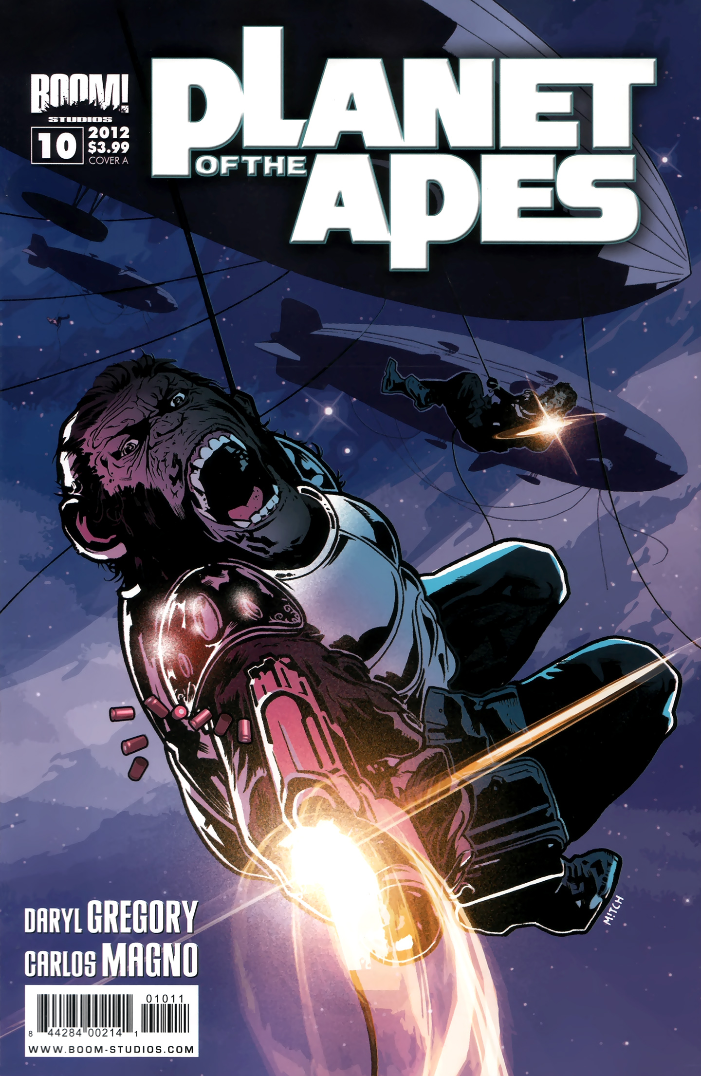 Planet of the Apes (BOOM! Studios) 10