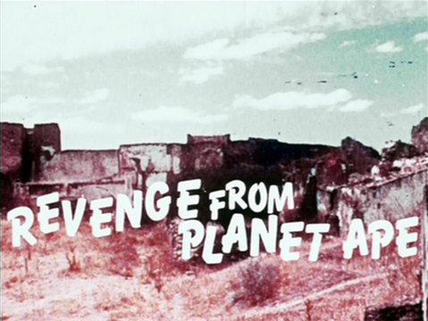 Unofficial 'Planet of the Apes'
