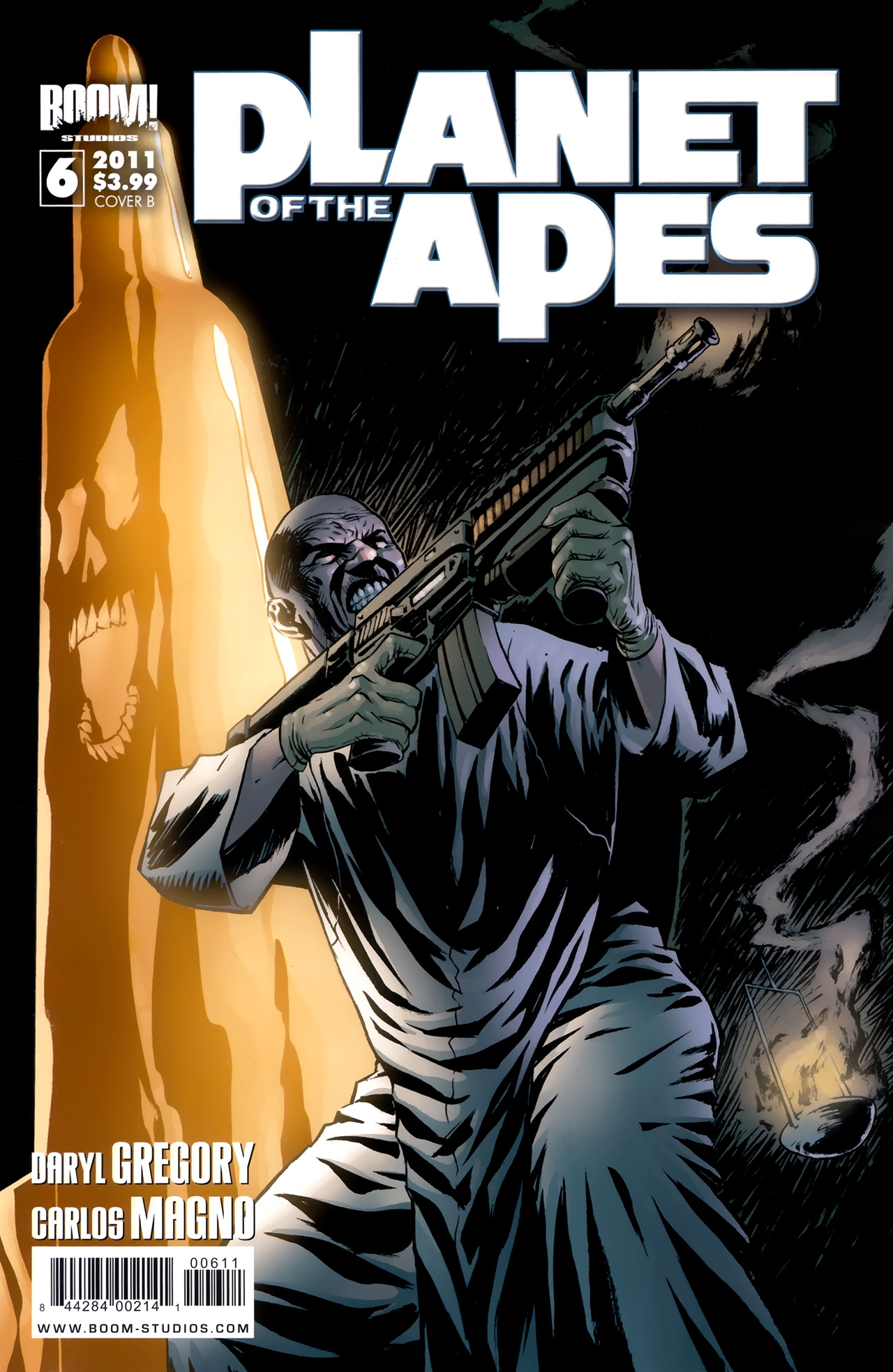 Planet of the Apes (BOOM! Studios) 6