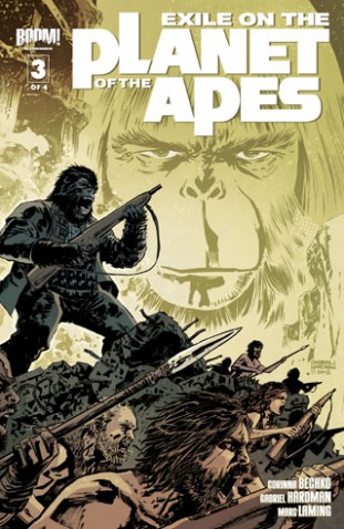 Exile on the Planet of the Apes 3
