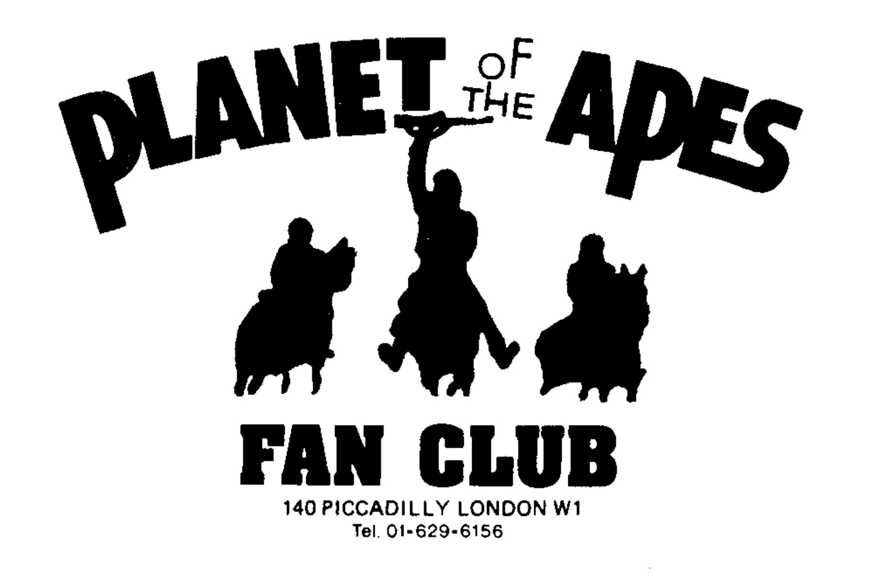 Planet of the Apes UK Live Show