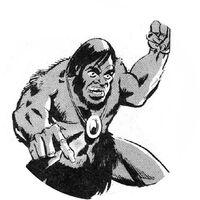 A Mutant Man