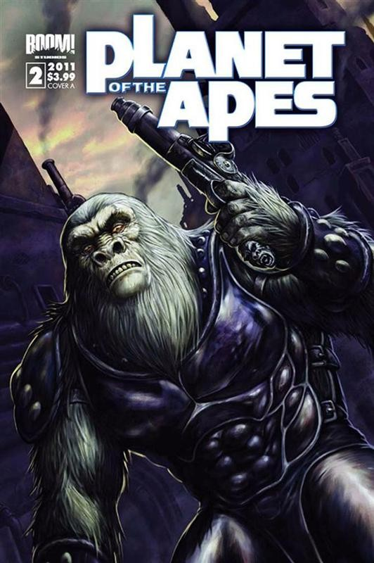Planet of the Apes (BOOM! Studios) 2
