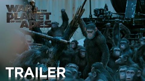 War for the Planet of the Apes Final Trailer 20th Century FOX