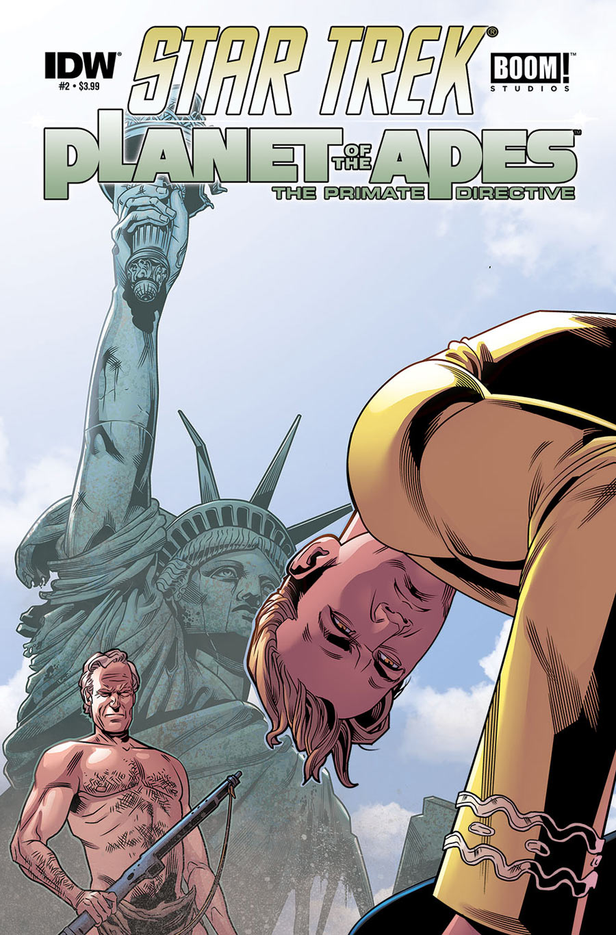 The Primate Directive Issue 2