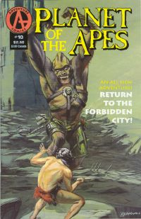 Planet of the Apes (Volume 1) 10