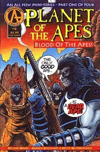 Blood of the Apes 2