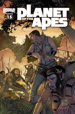 Planet of the Apes (BOOM! Studios) 15