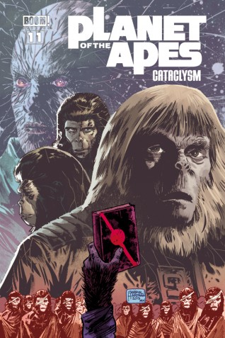 Planet of the Apes Cataclysm 11