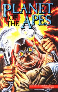 Planet of the Apes (Volume 1) 5