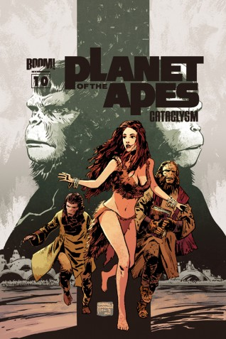Planet of the Apes Cataclysm 10