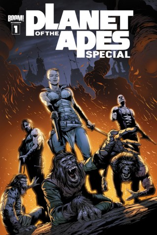 Planet of the Apes Special 1 (BOOM! Studios)