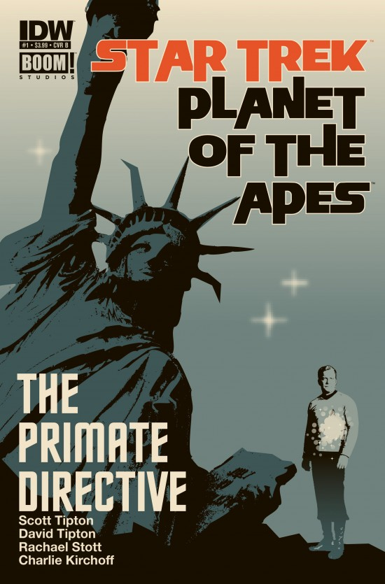 The Primate Directive Issue 1