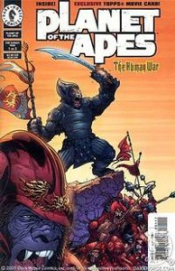 Planet of the Apes The Human War 1