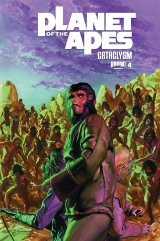 Planet of the Apes Cataclysm 4