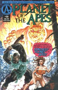 Planet of the Apes (Volume 1) 22