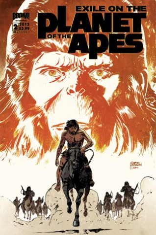 Exile on the Planet of the Apes 2