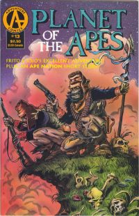 Planet of the Apes (Volume 1) 13