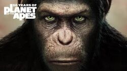 Caesar's Epic Journey PLANET OF THE APES