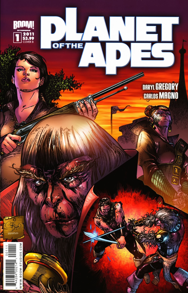 Planet of the Apes (BOOM! Studios) 1